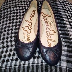 Sam Edelman Carrie leather ballet flats size 8.5